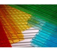 Поликарбонат сотовый 4, 6, 8, 10мм - Кровельные материалы в Ялте