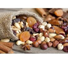 Сухофрукты, орехи, цукаты оптом - Продукты питания в Севастополе