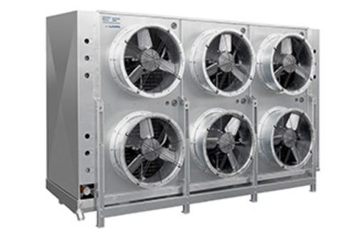 Холодильные установки и камеры для заморозки рыбы в Севастополе. Шокфростеры - Продажа в Севастополе