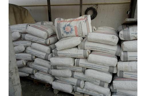 Щебень цемент песок отсев керамзит, арматура композитная с доставкой - Сыпучие материалы в Севастополе