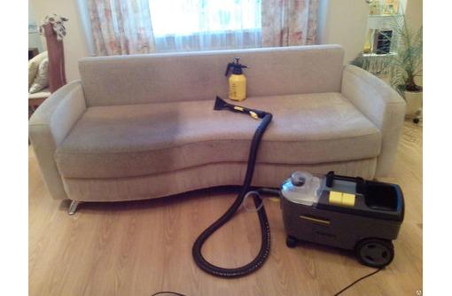 Профессиональная стирка диванов и ковровых покрытий