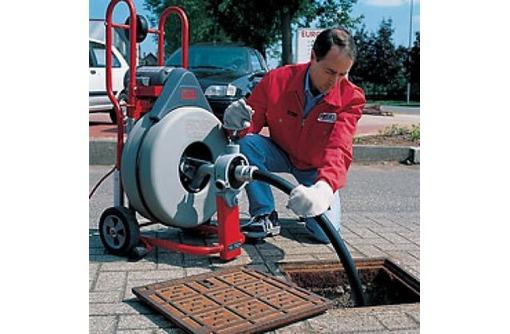Прочистка канализации от засоров саки - Сантехника, канализация, водопровод в Саках