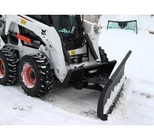 Отвал снежный на мини погрузчик - Для грузовых авто в Севастополе