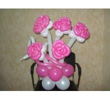 Цветы, букеты, композиции из шаров - Свадьбы, торжества в Феодосии