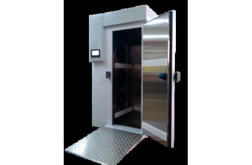 Холодильные камеры под ключ в Феодосии. Установки шоковой заморозки. Монтаж. Сервис - Продажа в Феодосии