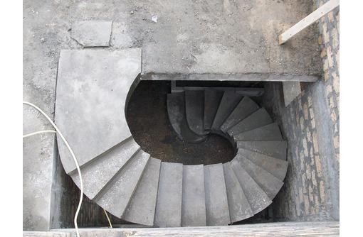 лестницы на второй этаж-бетонные, фото — «Реклама Севастополя»