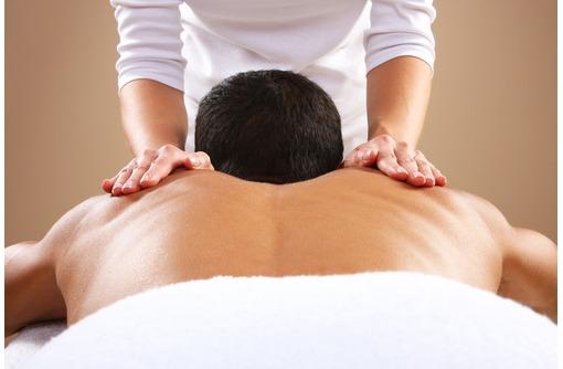 Расслабляющий массаж от Севмассаж, фото — «Реклама Севастополя»