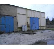 Сдам склады на грэссе 200,500м.м2-140руб. - Сдам в Симферополе