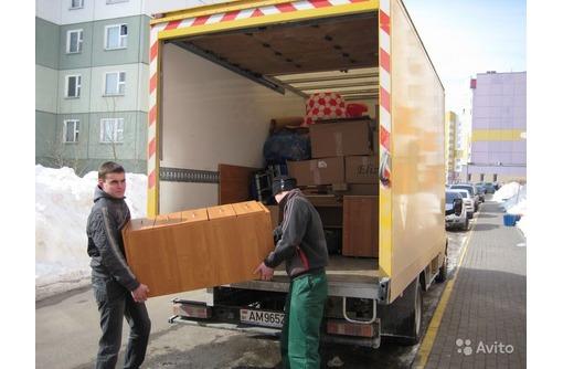 Квартирные перезды,доставка,грузоперевозка,услуги грузчиков - Грузовые перевозки в Севастополе