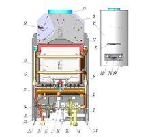 Ремонт газовых колонок в Ялте . - Газ, отопление в Ялте