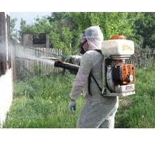 Дезинсекция, дератизация, дезинфекция ( санитарные обработки ) - Клининговые услуги в Симферополе