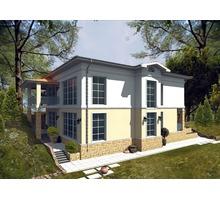 Проект дома на заказ. Архитектура и проектирование. - Проектные работы, геодезия в Симферополе