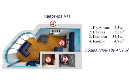 """ЖСК """"Южный Берег"""", продажа квартир, фото — «Реклама Севастополя»"""