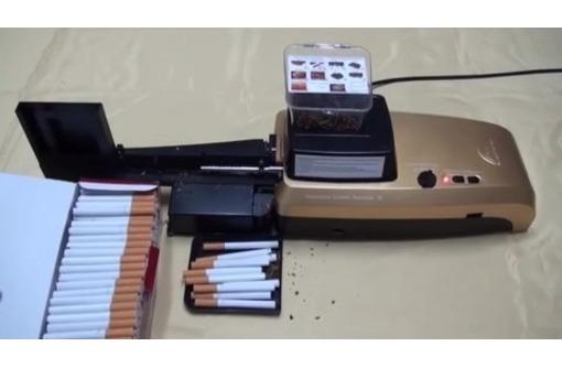 Машинка для сворачивания сигарет с фильтром или сигаретная фабрика у себя дома - Хозтовары в Севастополе