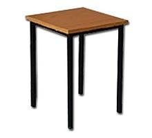 Табурет на металл каркасе с сиденьем ДСП от 390 руб, мебель дешевая для общежитий и гостиниц - Столы / стулья в Щелкино