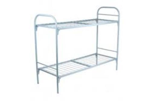 Кровати двухъярусные для санатория,кровати для детских лагерей. кровати дешевые по низким ценам, - Мягкая мебель в Феодосии