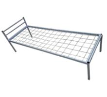 Кровати железные для гостиниц и санаториев, кровати оптом для рабочих  и строителей, дешевые кровати - Мягкая мебель в Крыму