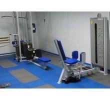 Резиновая плитка для тренажерного зала - Напольные покрытия в Ялте
