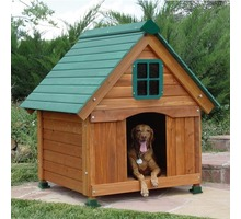 Строим будку для собаки.Качество гарантируем. - Строительные работы в Симферополе