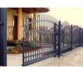 Откатные металические ворота - Заборы, ворота в Алуште