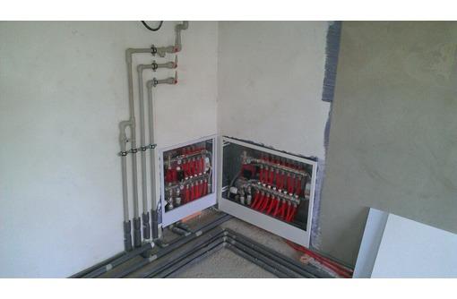 Автономное отопление, теплый пол - Газ, отопление в Севастополе