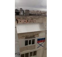 козырьки балконов верхних этажей - Балконы и лоджии в Севастополе