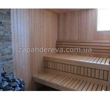 Лежак из ольхи для лавок саун, бань, яхт и др. - Пиломатериалы в Севастополе