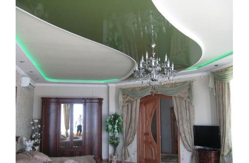 Французские натяжные потолки GreenLife - Натяжные потолки в Севастополе