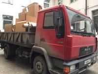 Вывоз строительного, бытового мусора. Услуги мини-экскаватора. Доставка строй материалов. - Вывоз мусора в Симферополе