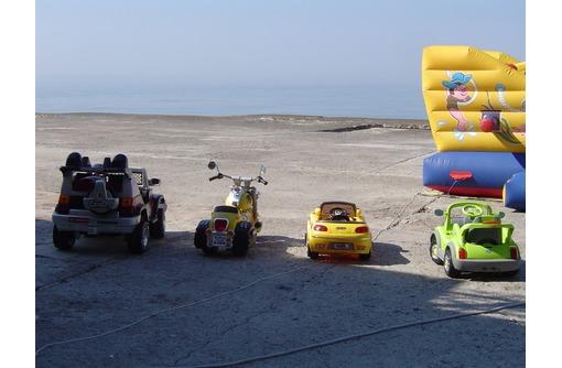 Продается детский батут-детские машинки-водная качель.банан. - Прочие детские товары в Севастополе