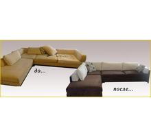 Перетяжка мягкой мебели любой сложности на дому без выходных - Сборка и ремонт мебели в Ялте