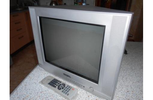 переносной телевизор фирмы Digital PF-1518 плоский экран, фото — «Реклама Севастополя»