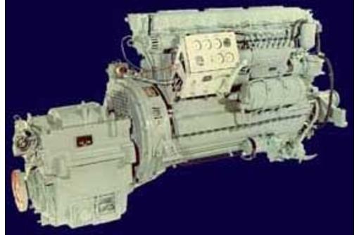 Судовой двигатель 3Д6, 3Д6С, 3Д6ЛС, 3Д6С2, фото — «Реклама Севастополя»