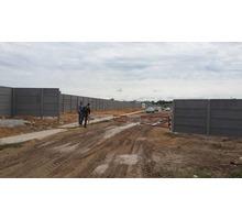Производство, монтаж еврозаборов по доступным ценам, быстро, качественно и красиво - Заборы, ворота в Евпатории