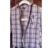 Мужскую           подростковую        рубашку - Мужская одежда в Крыму