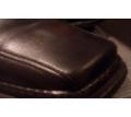 Утепленные кожанные ботинки - Мужская обувь в Симферополе