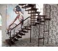 Изготовление лестниц и ограждений (лестничных и межэтажных). - Лестницы в Керчи