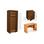 Мебель дсп для общежитий,гостиниц,тумбы прикроватные дсп оптом от производи - Мебель для спальни в Форосе