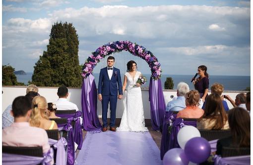 Лучшее оформление свадьбы Флёр де Грёз, фото — «Реклама Севастополя»
