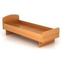 Металлические кровати для лагерей, домов отдыха, пансионатов - Мебель для спальни в Красногвардейском
