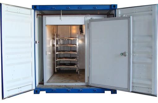 Холодильные Камеры для Заморозки и Хранения Рыбы., фото — «Реклама Севастополя»