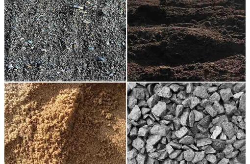 Песок. Кирпич. Щебень. Цемент.  Стройматериалы.  Доставка.Форма оплаты любая., фото — «Реклама Евпатории»