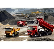 Доставка стройматериалов: песка, щебня, бута, отсев, вывоз грунта в Севастополе - Сыпучие материалы в Севастополе