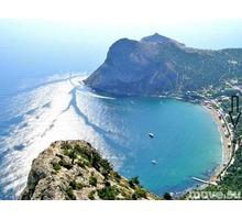 Продам базу отдыха на берегу моря в Крыму - Участки в Судаке