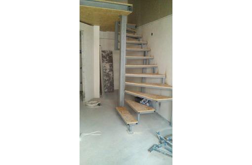 Лестницы металлические под заказ от производителя - Лестницы в Севастополе