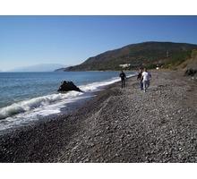 12 га на берегу моря Южный берег Крыма - Участки в Судаке