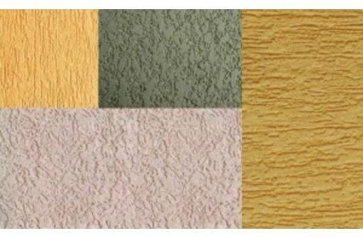 Декоративная штукатурка (короед, барашек) для фасадной отделки - Изоляционные материалы в Алуште
