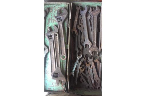 ключи рожковые, фото — «Реклама Севастополя»