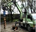 Аренда автоэкскаватора+ямобур+гидромолот - Инструменты, стройтехника в Симферополе
