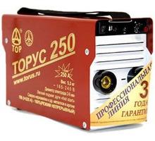 Инверторные сварочные аппараты Торус - Продажа в Севастополе